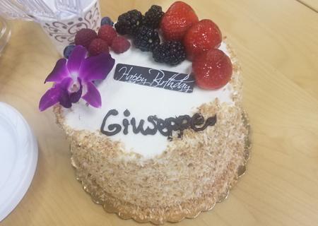 Giuseppe Birthday