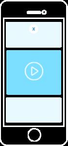 rewarded video ads pre roll screen