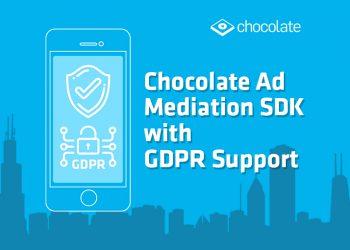 Chocolate Mediation SDK GDPR Update