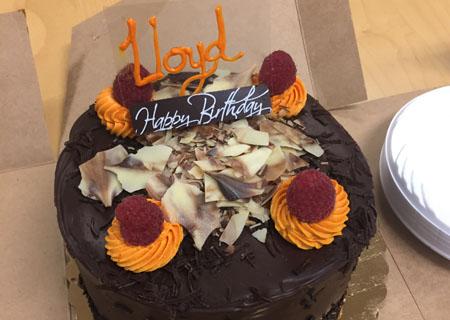lloyd Birthday Celebration