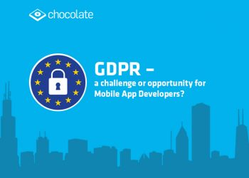 GDPR – a challenge or opportunity for Mobile App Developers?