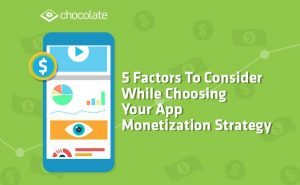 your app monetization strategy
