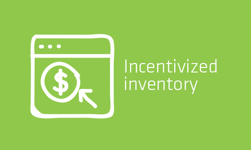 Incentivized Inventory
