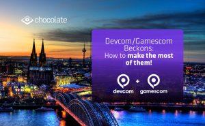 Devcom/ Gamescom Beckons: How to make the most of them!