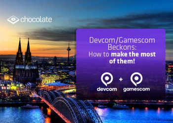 Devcom/ Gamescom Beckons: How to make the most of them!