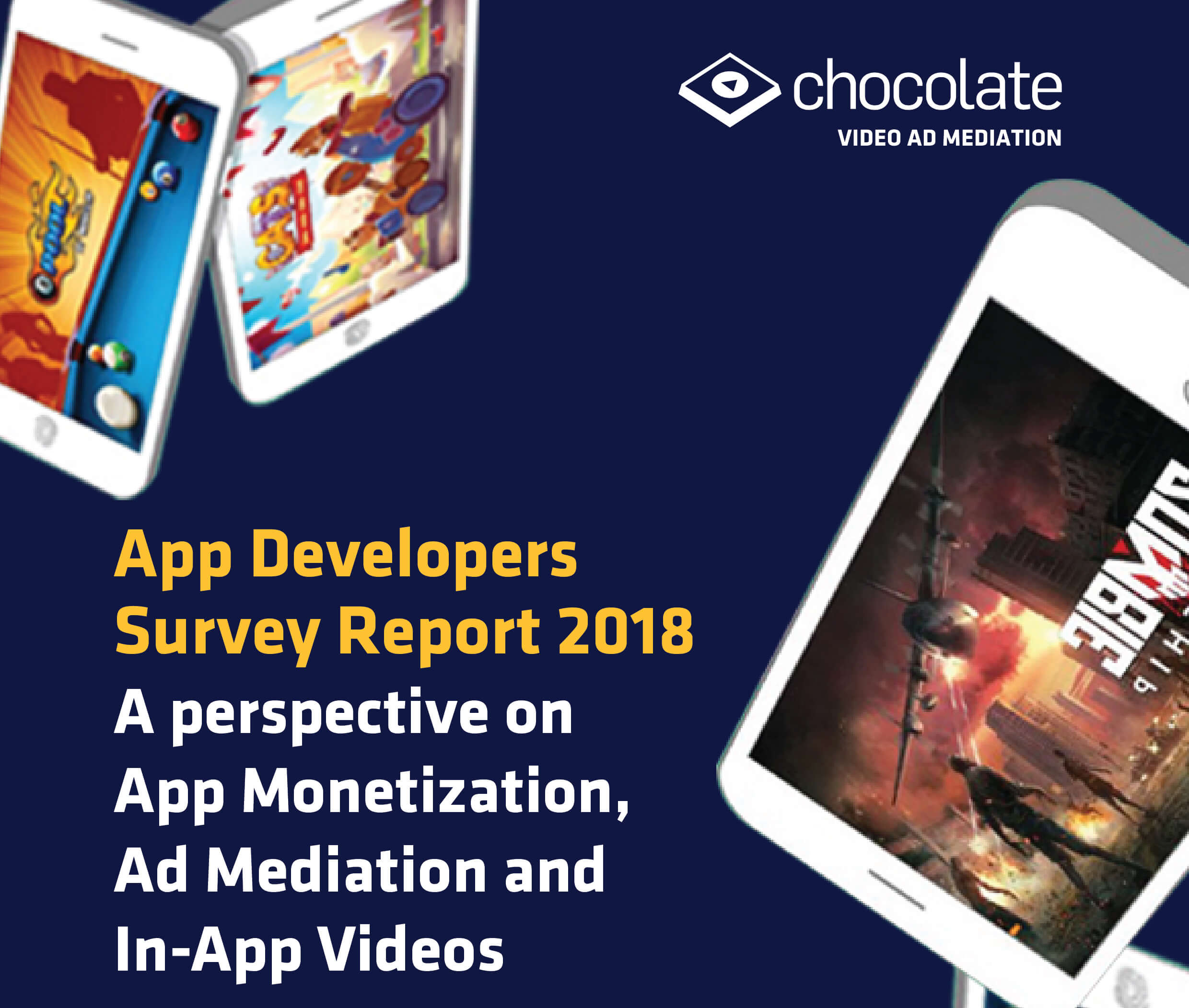 App Developers Survey Report 2018