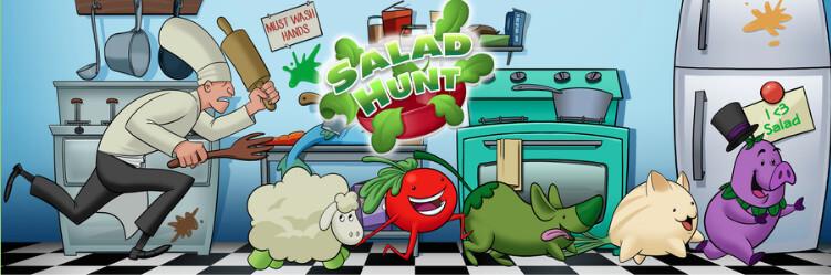 Salad Hunt
