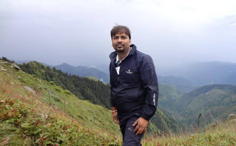 Knowing S.K. Sudhanshu: Your Fellow Chocolate Team Member #OneTeam