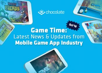 [Game Time]: Latest News & Updates from Mobile Game App Industry