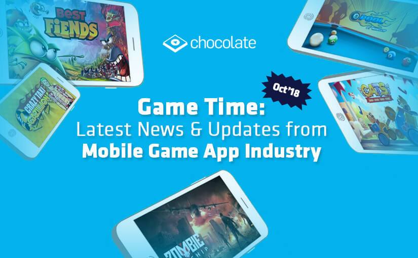 Latest News & Updates from Mobile Game App Industry