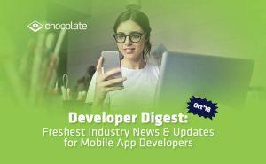 Freshest Industry News & Updates for Mobile App Developers