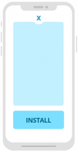 Ad Mediation Screen Interstitial