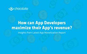 App Developers Maximize Their App's Revenue