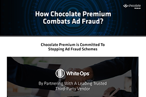 How Chocolate Premium Combats Ad Fraud?